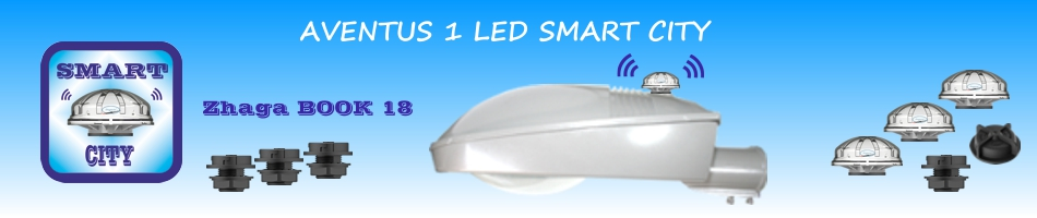 AVENTUS 1 LED SMART CITY